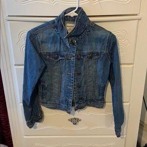 Kids old navy jean jacket